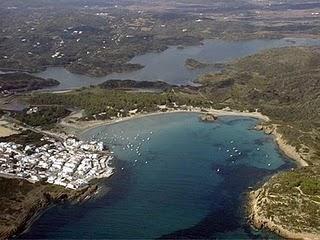 Es Grau de Menorca i l'albufera