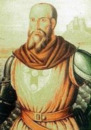 OcellsMalta. Roger de Llúria (1245-1305) s'enfrontà a l'armada angevina en el Combat de Malta. Foto: